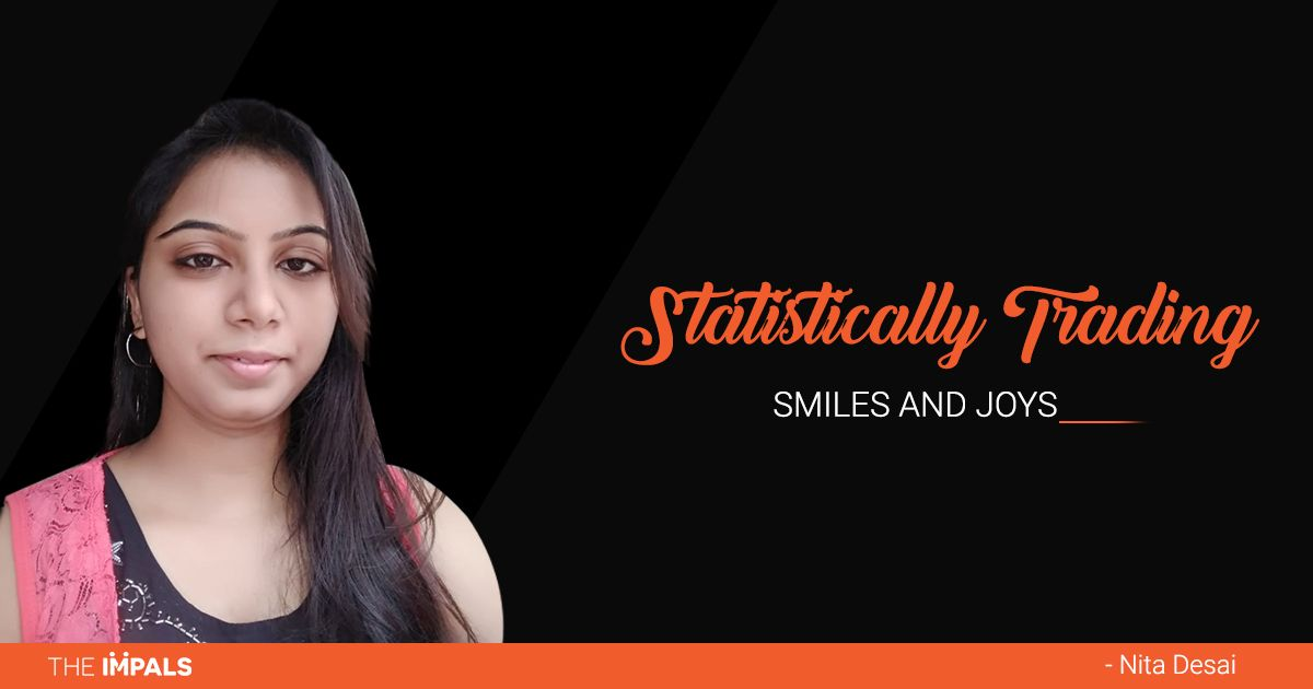 Statistically trading smiles and joys